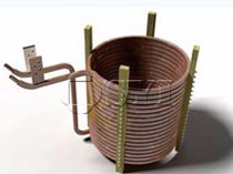 Various induction heating coil
